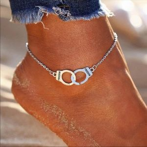 (K2) Freedom Handcuff Anklet